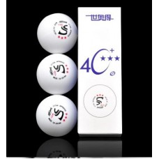 Мяч для настольного тенниса SWORD *** 40+ 3шт