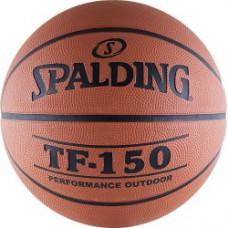 Мяч баскетбольный SPALDING TF-150 резина