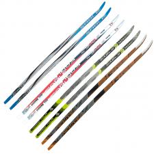 Лыжи беговые STC WAX универсальные