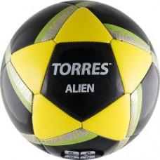Мяч футбольный TORRES Alien Black