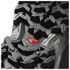 Ботинки SALOMON Shelter Spikes CS WP Black/Black