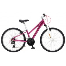 "Велосипед SCHWINN LULA Girls 24""2015 Purple"